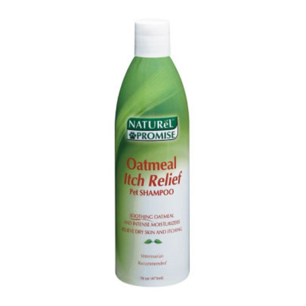 Nature's Promise Oatmeal Itch Relief Pet Shampoo