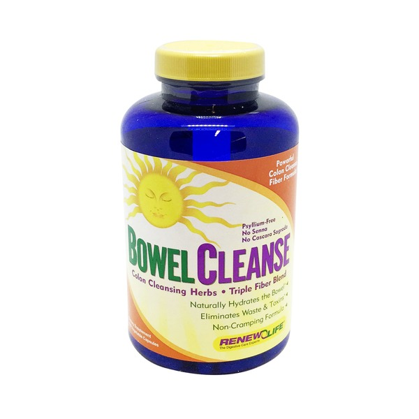 Renew Life Bowel Cleanse