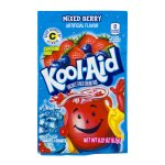 Kool-Aid Drink Mix, Mixed Berry, .22 Oz, 1 Count