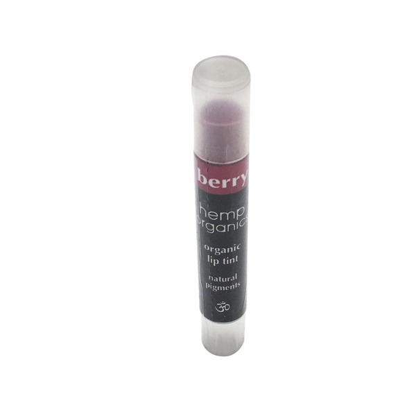 Colorganics Hemp Organics Berry Organic Lip Tint