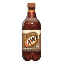 A&W Root Beer, 20 Fl Oz, 1 Count