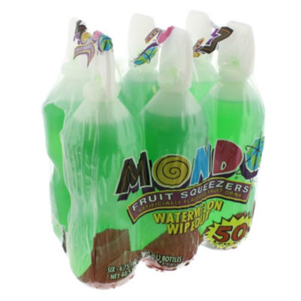 Mondo Fruit Drink Squeezers