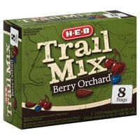 H‑E‑B Berry Orchard Trail Mix Multipack