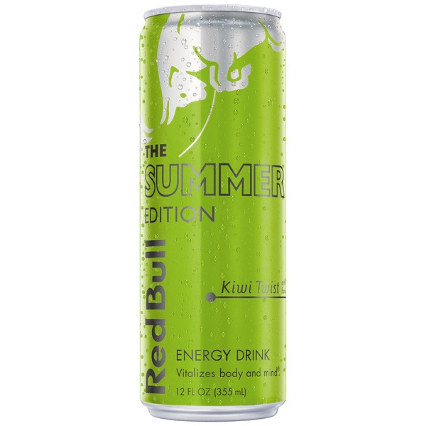 Red Bull The Summer Edition Kiwi Twist Energy Drink
