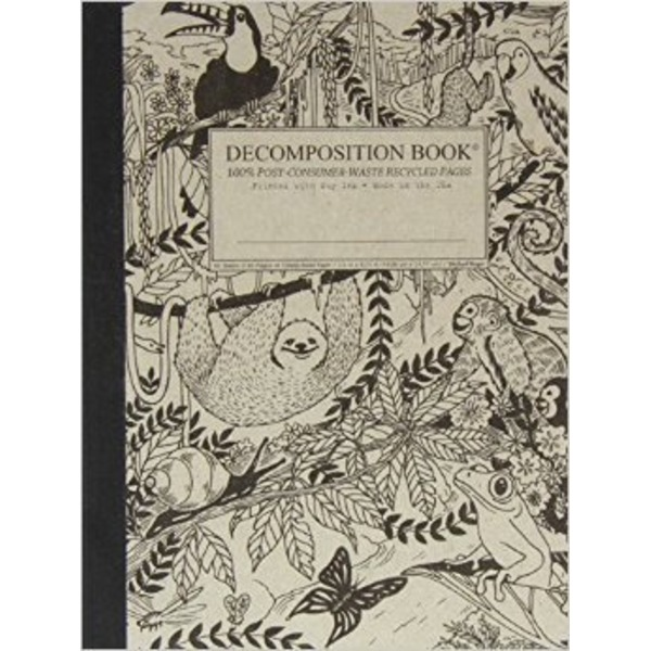 Michael Roger Rainforest Decomposition Book