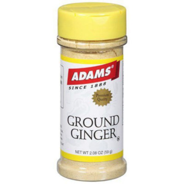 Adams Ground Ginger