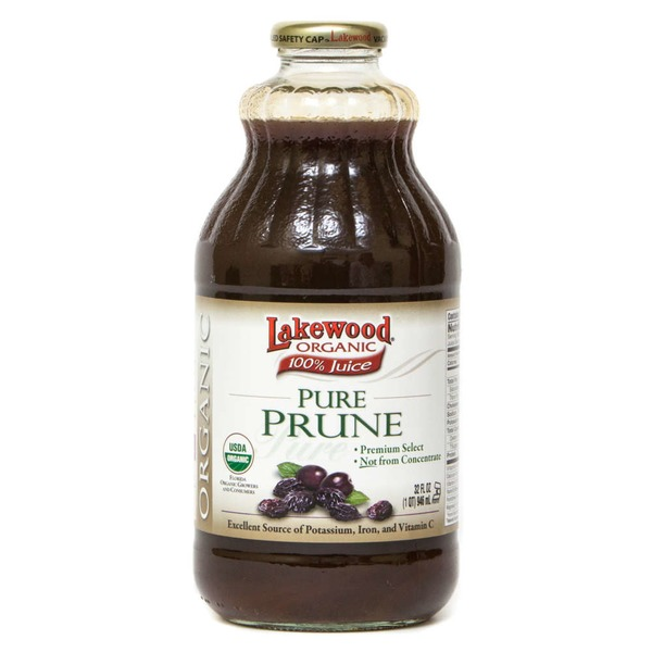 Lakewood 100% Premium Select Not From Concentrate Pure Prune Juice