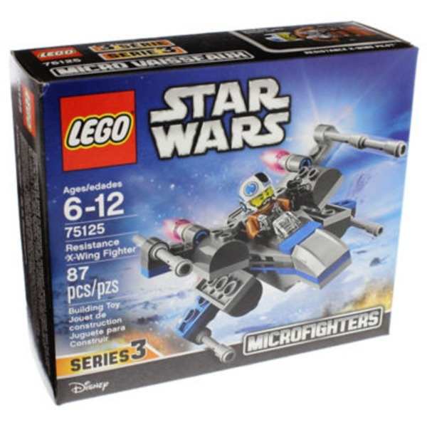 Lego Star Wars, Resistance X‑Wing Fighter (75125)