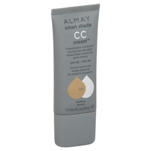 Almay Smart Shade Medium Complexion Corrector Spf 35