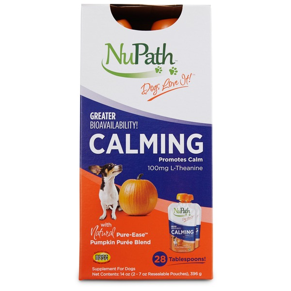 NuPath Calming Supplement for Dogs