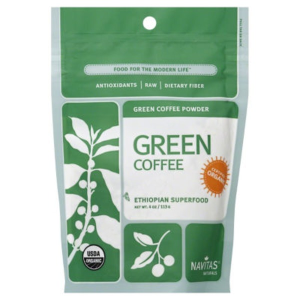 Navitas Organic Raw Green Coffee Powder
