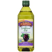 Pompeian Imported 100% Grapeseed Oil