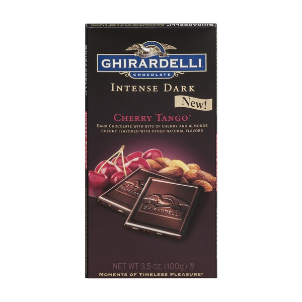 Ghirardelli Chocolate Chocolate Intense Dark Cherry Tango
