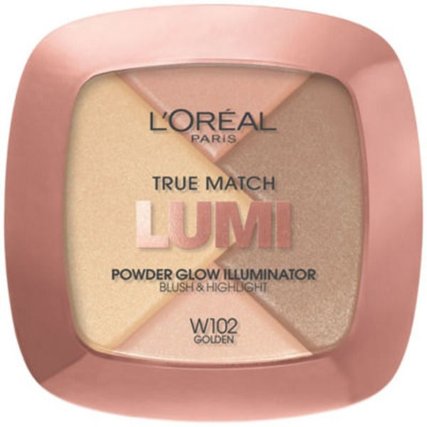 True Match Lumi W102 Golden Lumi Powder Glow Illuminator