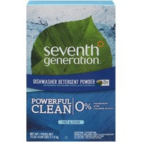 Seventh Generation Free & Clear Dishwasher Detergent Powder