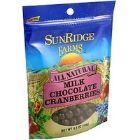 SunRidge Farms Cranberry Chocolate