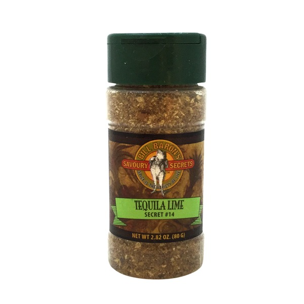 Barons Tequila Lime Seasoning Marinade