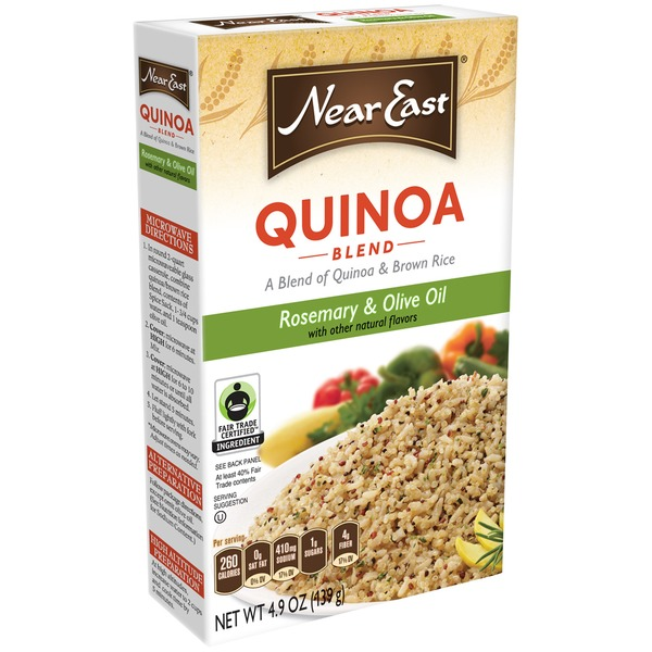 Near East Rosemary & Olive Oil Quinoa and Brown Rice
