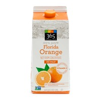 365 Florida No Pulp Orange Juice
