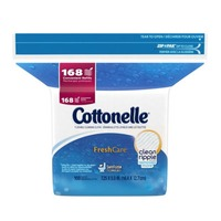 Cottonelle Fresh Care Fresh Care Refill Flushable Cleansing Cloths