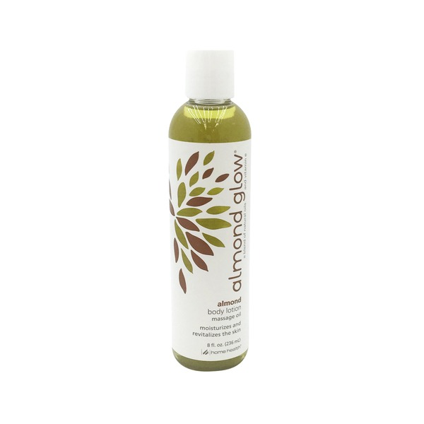 Home Health Almond Glow Almond Body Lotion/Massage Oil
