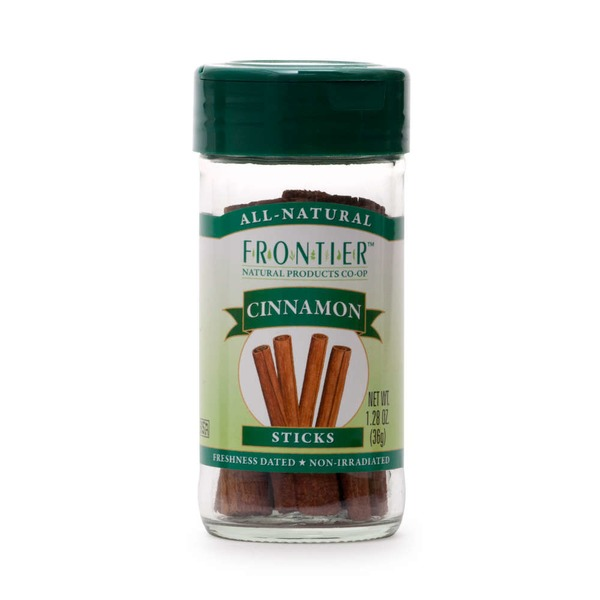 Frontier Natural Products Co-op Frontier Cinnamon Sticks Whole 2.75