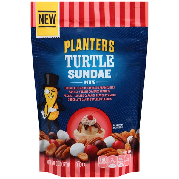 Planters Turtle Sundae Mix