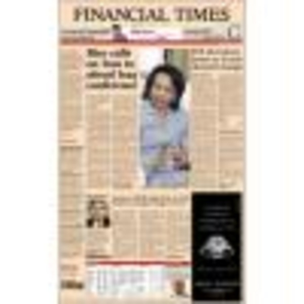Financial Times Daily Paper