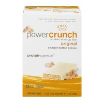 Power Crunch Bar, 13 Grams of Protein, Peanut Butter Crème, 1.4 Oz, 5 CT