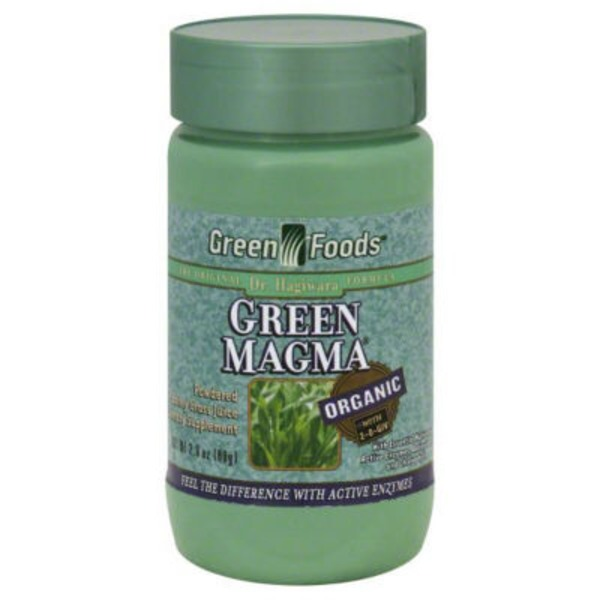 Green Magma Barley Grass Juice