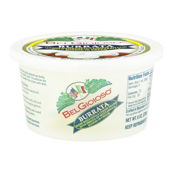 BelGioioso Cheese Burrata