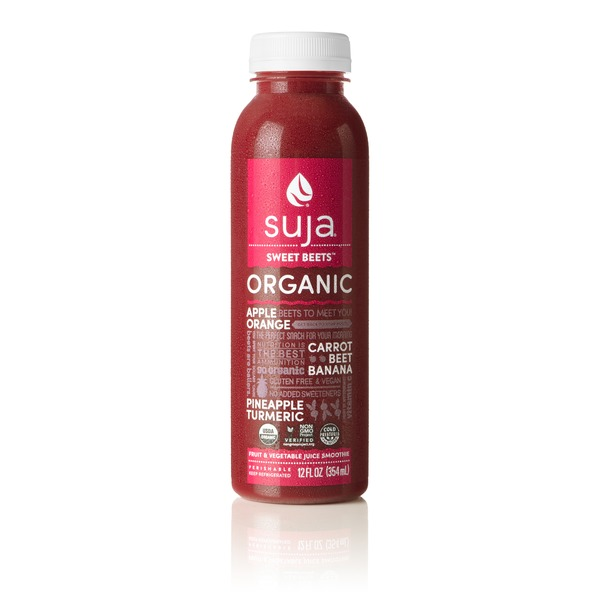 Suja Sweet Beets Fruit and Vegetable Juice Smoothie