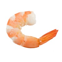 Kroger Jumbo 16/25 Cooked Shrimp Tail On Peeled & Deveined