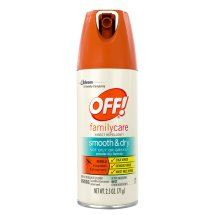 OFF! FamilyCare Insect Repellent I, Smooth & Dry, 2.5 Ounces
