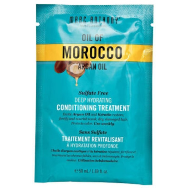 Marc Anthony Oil Of Morocco Argan Oil Sulfate Free Deep Hydrating Conditioning Treatment