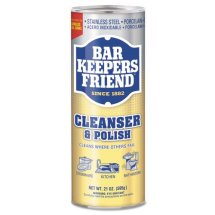 Bar Keepers Friend Cleanser & Polish, 21 Oz