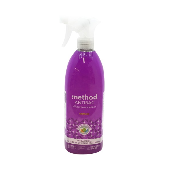 Method Wildflower Scented All Purpose Cleaner