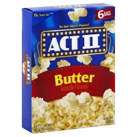 ACT II Microwave Popcorn Butter - 6