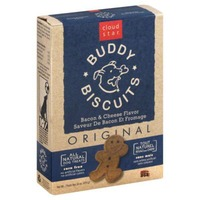 Cloud Star Buddy Biscuits Bacon & Cheese