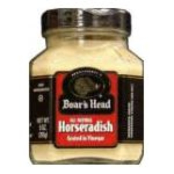 Boar's Head Horseradish Grated In Vinegar