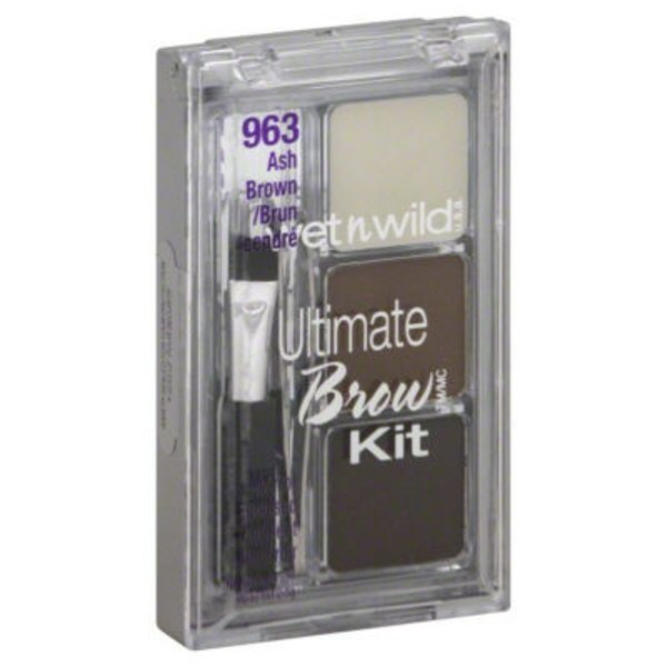 Wet n' Wild Ultimate Brow Kit 963 Ash Brown