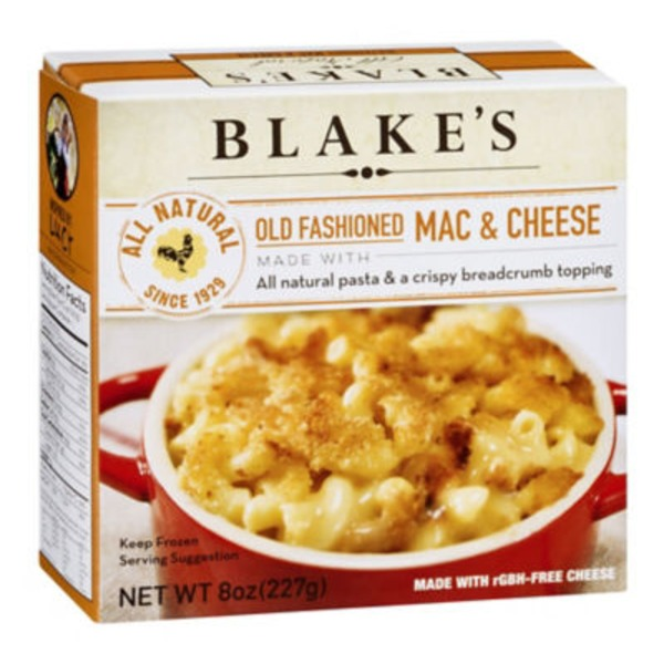 Blake's Old Fashioned Mac & Cheese