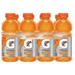 Gatorade Thirst Quencher Sports Drink, Orange, 20 Fl Oz, 8 Count