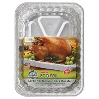 Handi-Foil Large Rectangular Rack Roaster
