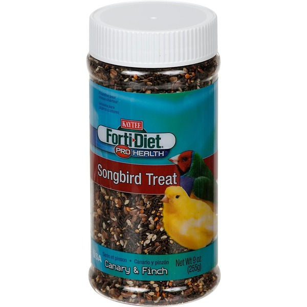 Kaytee Forti-Diet Pro-Health Songbird Treat Jar