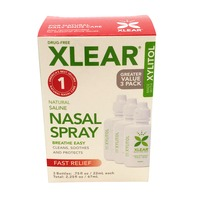 Xlear Xylitol Sinus Nasal Spray