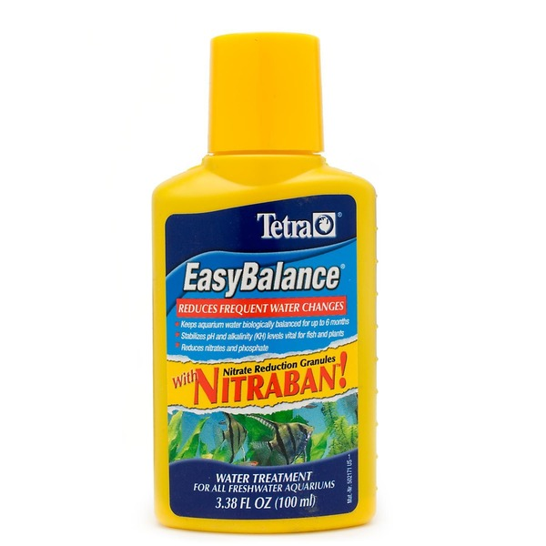 Tetra Easy Balance Plus Drops To Maintain Healthy Freshwater Aquariums