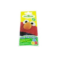Sesame Street Fizzy Tub Colors Tablets - 9 CT