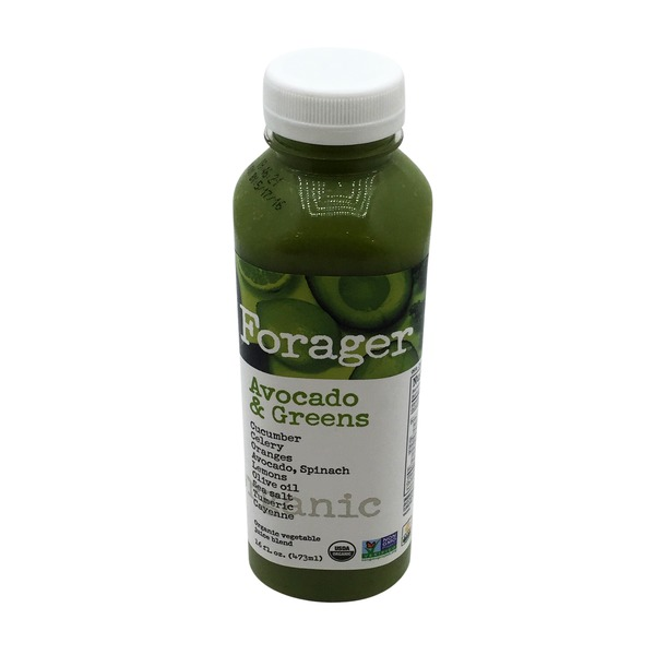 Forager Project Avocado & Greens Juice