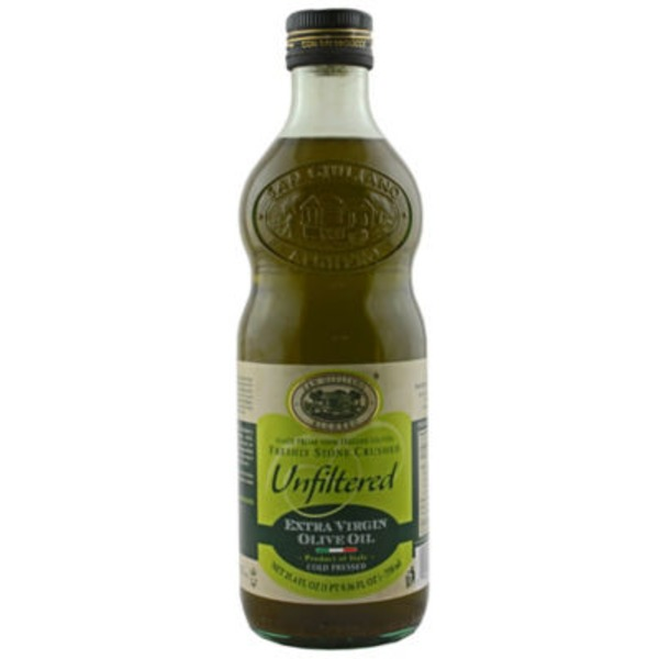 San Giualiano Unfiltered Extra Virgin Olive Oil